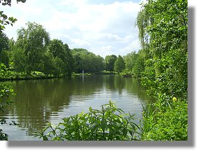 Oldentruper Parkteich